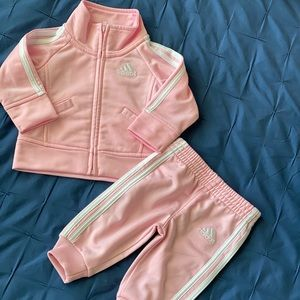 Baby Adidas Outfit